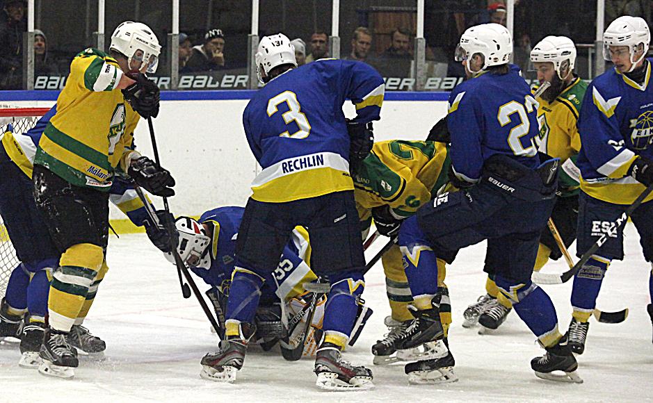 Ishockeysäsongen färdigspelad