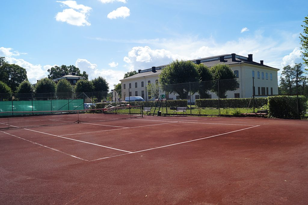 Tennisklubb firar 100 år