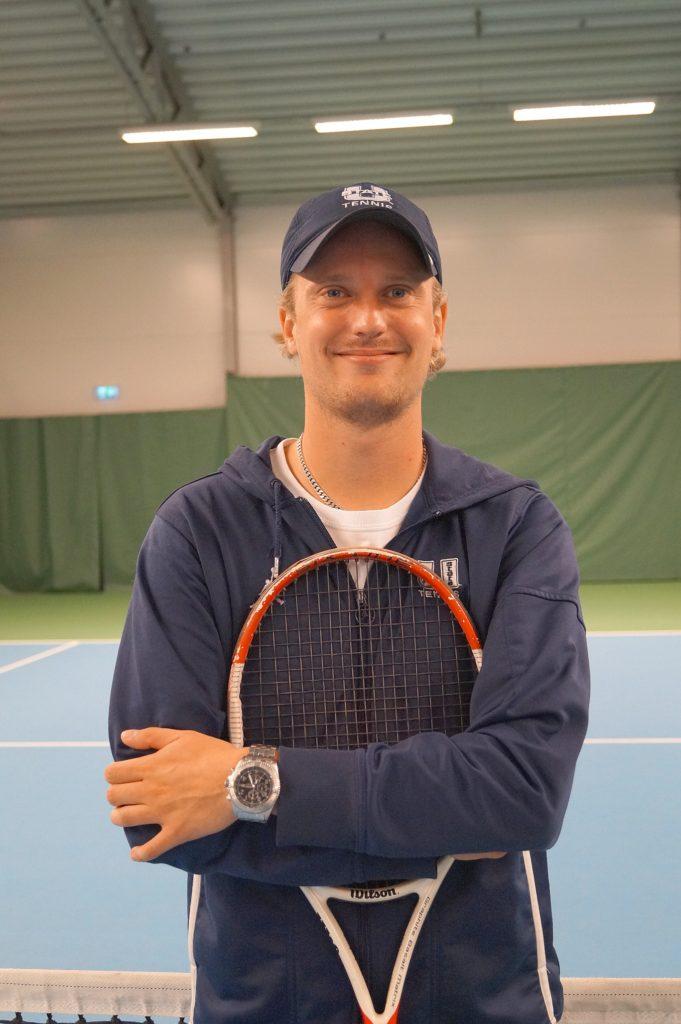 Ekerö TK:s nye chefstränare