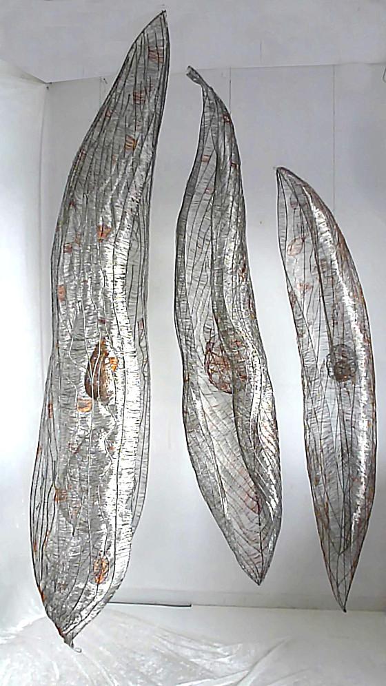 Måleri och skulptur