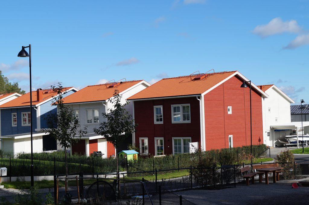 Många nya hushåll i kommunen