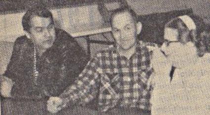 Bingospel, film och pjäxdans för 50 år sedan