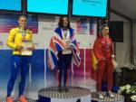 Två EM-silver i sprinter till Lena