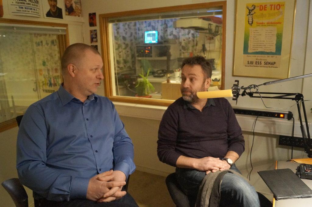 Radiodebatt om bygglovshantering