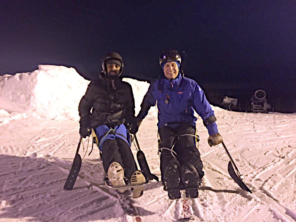 Skidor för alla