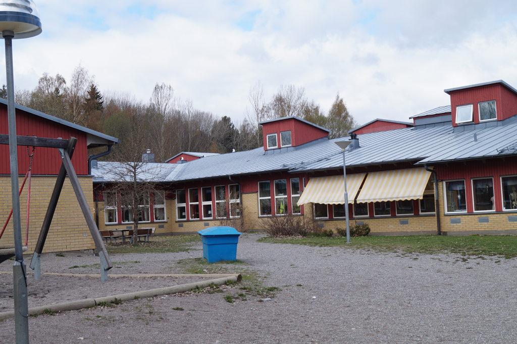 Utbyggnad av Ekebyhov och Sandudden