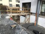 """""""Farligt och stökigt"""" säger boende vid bygge"""