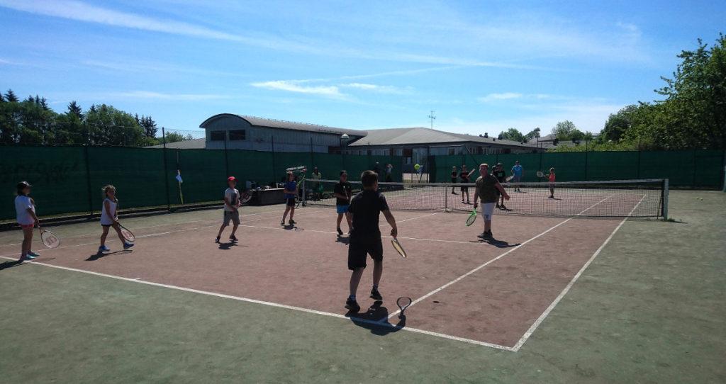 Stenhamra tennisklubbs medlemsantal ökar successivt