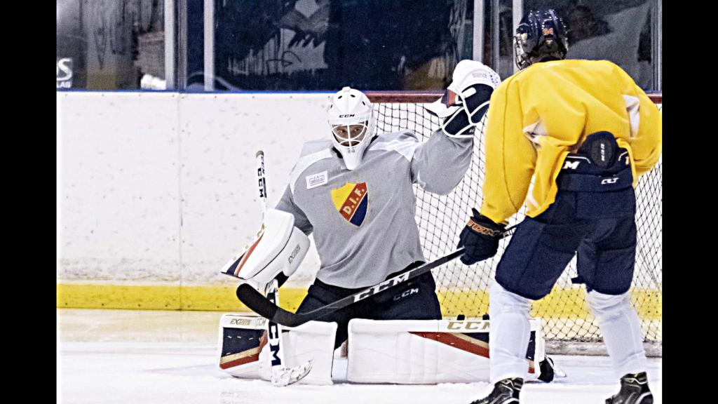 Olof från EIK till NHL