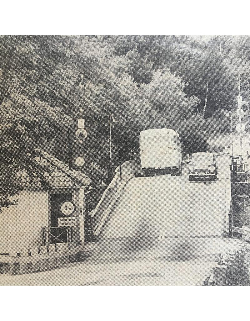 Planer för ny Tappströmsbro