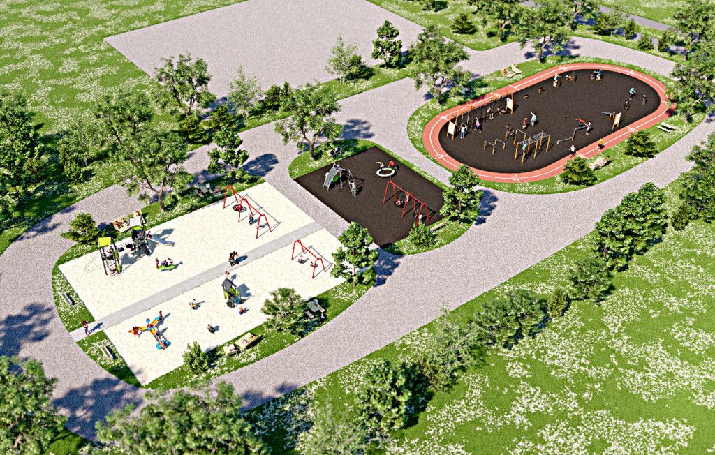Ny aktivitetspark