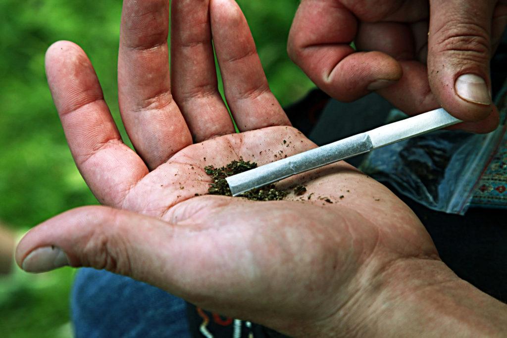 Narkotikaanvändningen ökar