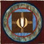 Mandalas, collage och teckningar