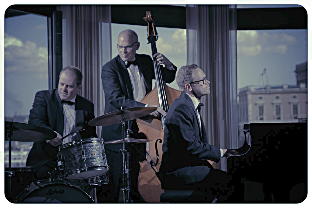 Jazzkväll med välkänd trio