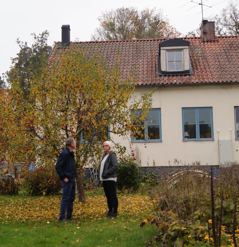 Rivningsplaner i Svartsjö oroar
