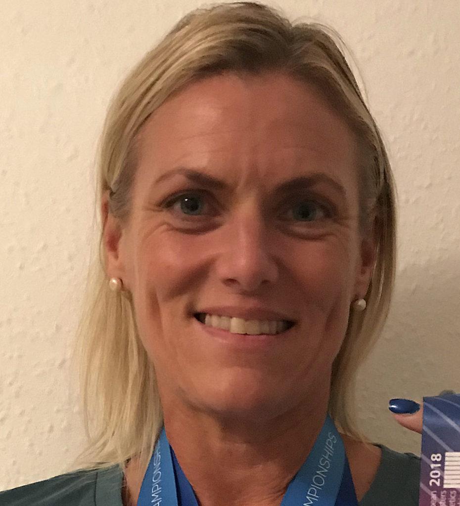Flera medaljer till Lena