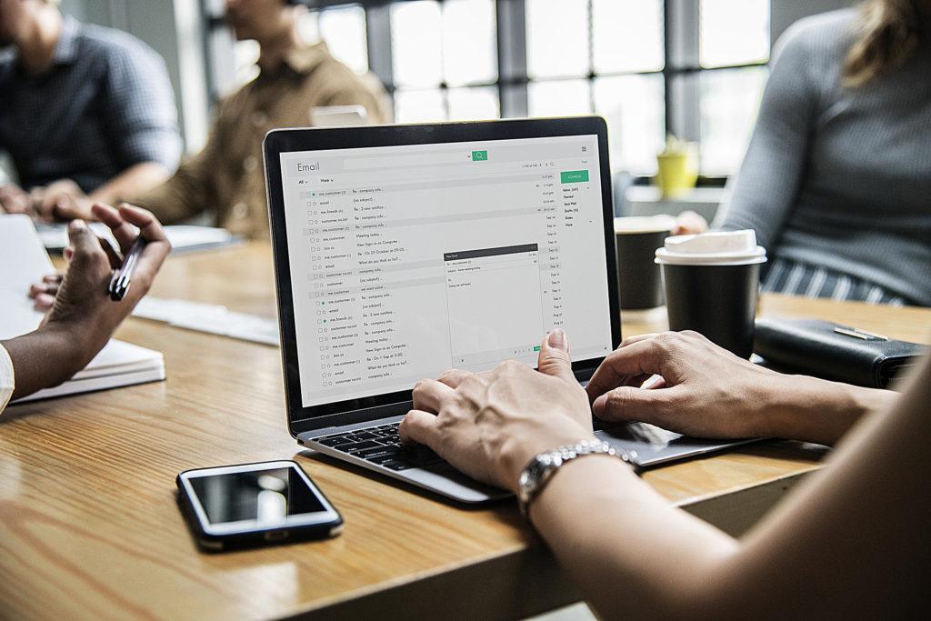 E-post till kommunstyrelsen går inte till styrelsen