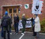 Manifestation för klimatet