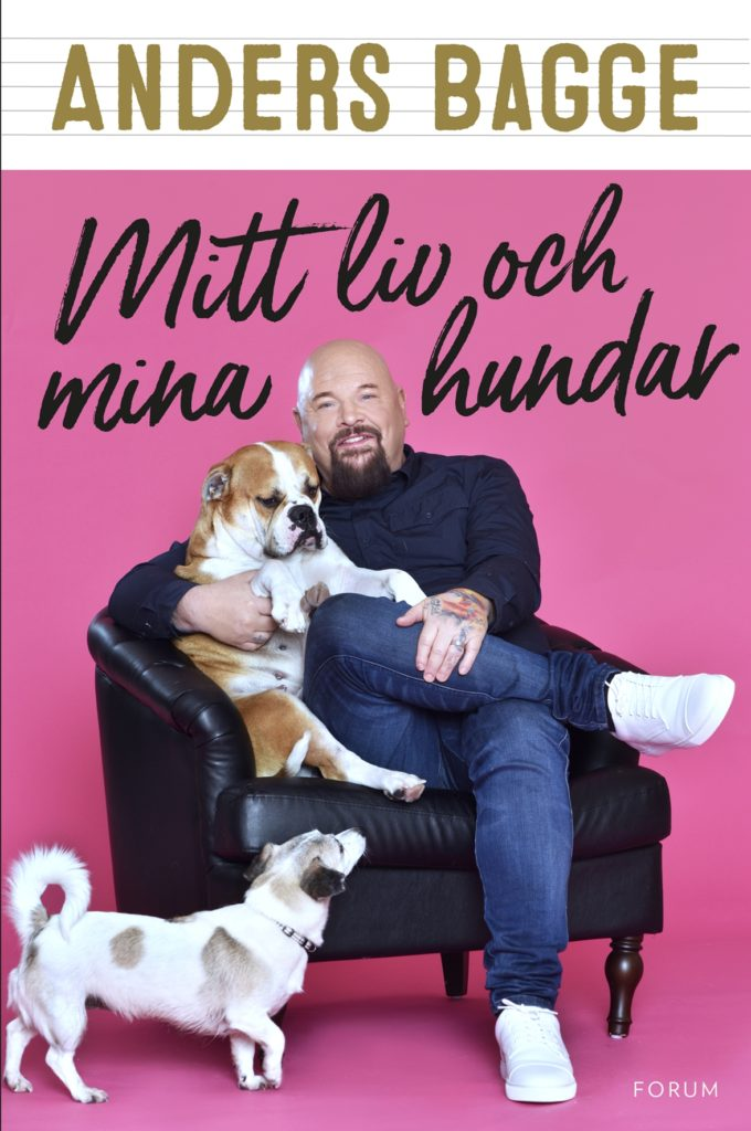 Öppenhjärtlig  Anders Bagge i ny bok