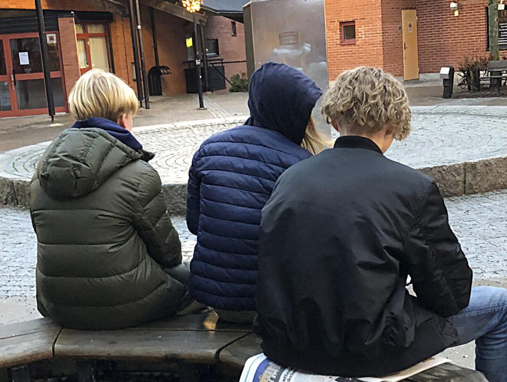 Polisen och kommunen satsar på ungdomar