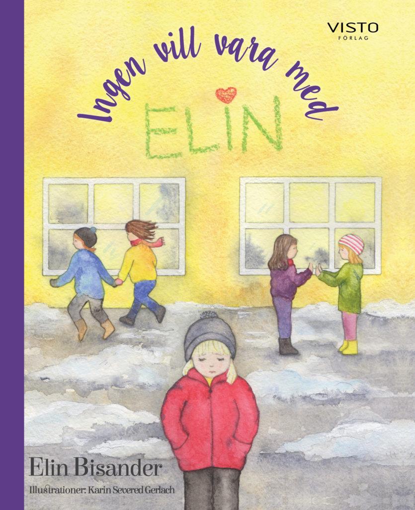 Barnbok om mobbning