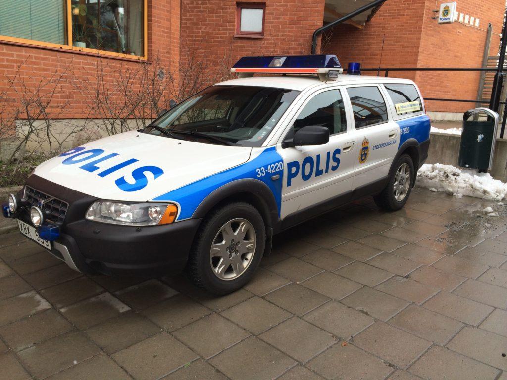 Flera polisingripanden