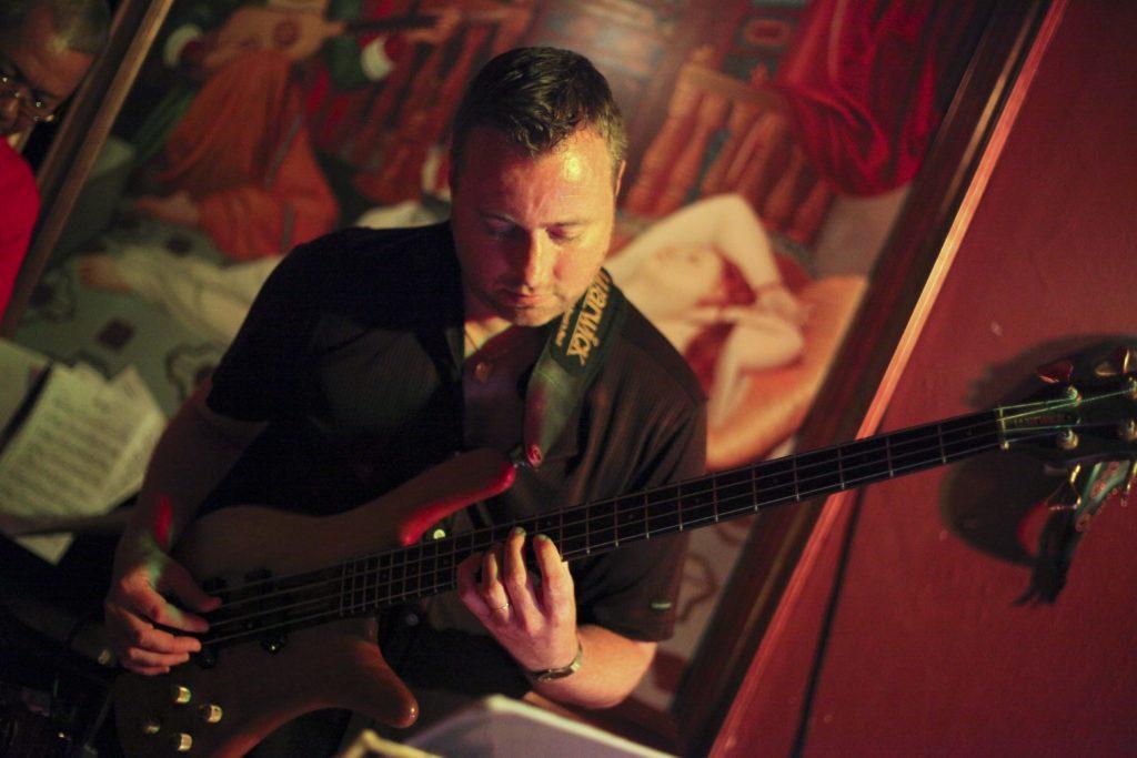 Jazz på Ekebyhovs slott