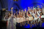 En gospelkonsert av högsta klass