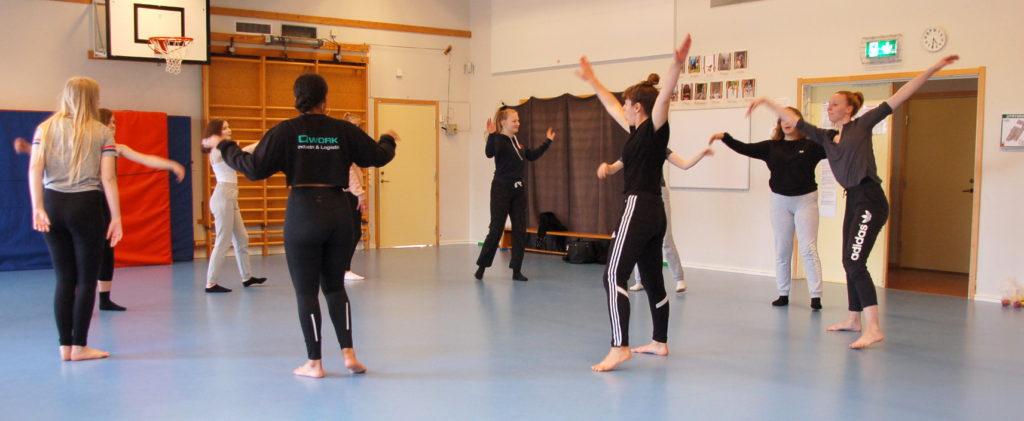 Dansen minskar stress och oro