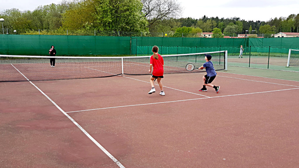 Tennis i Stenhamra