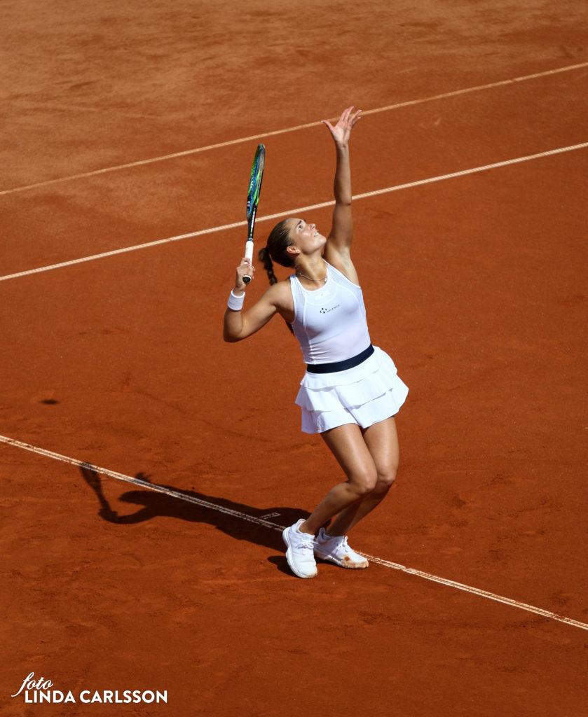 Mirjams största WTA-seger