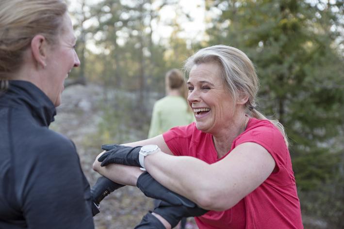 Ny utomhusträning startad på Lovö