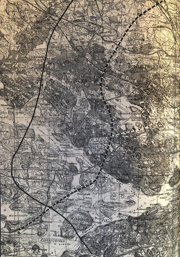 Oro för trafikkaos redan 1969