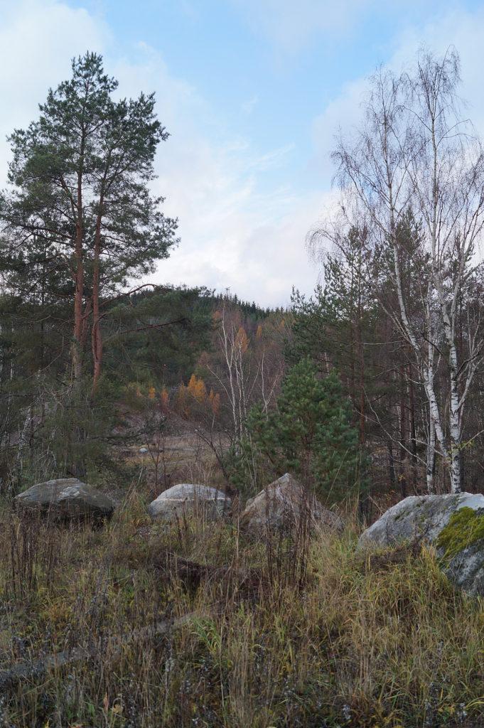 Byggplaner nära Jungfrusundsåsen