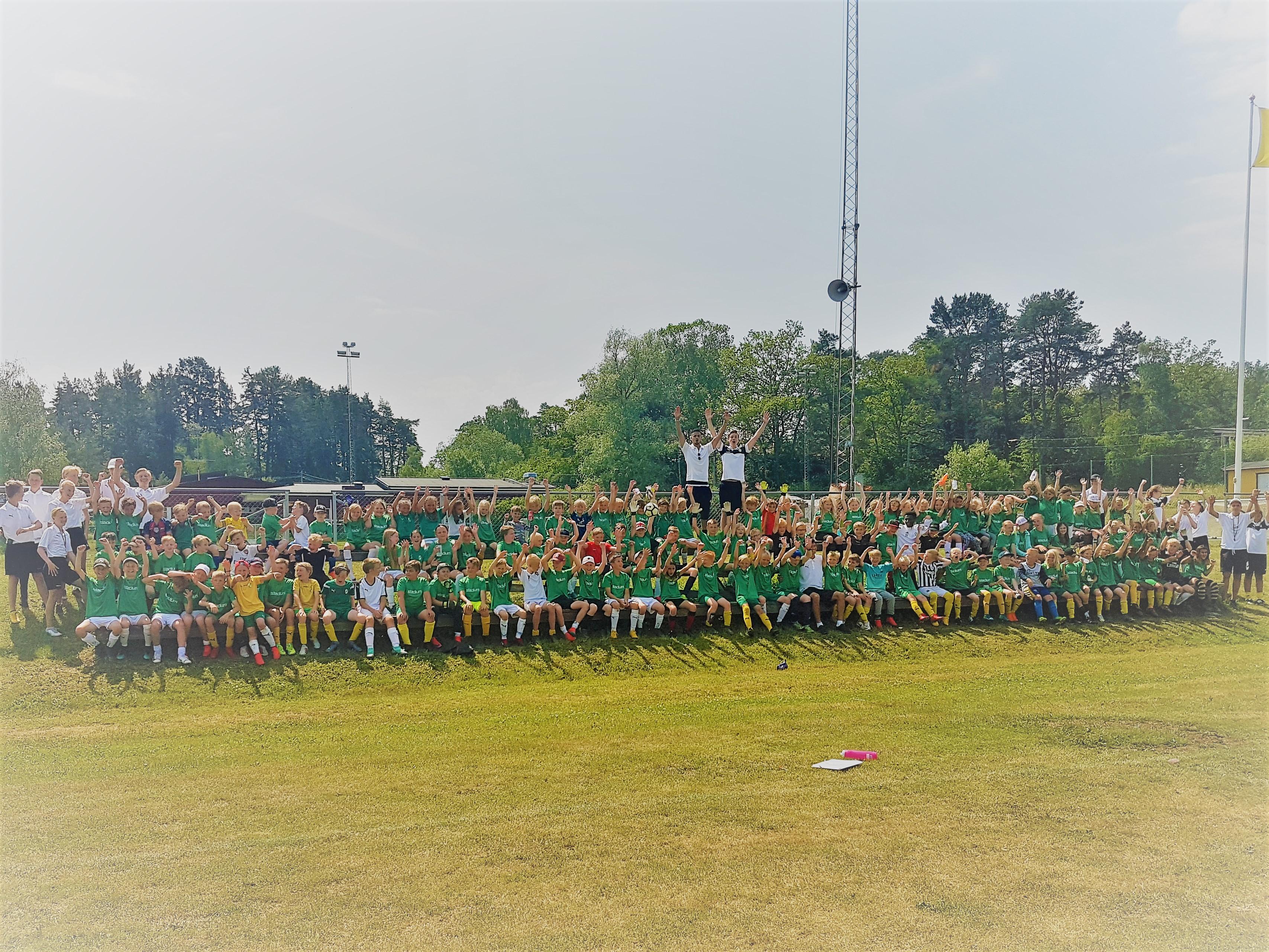 Skå IK fotboll växer