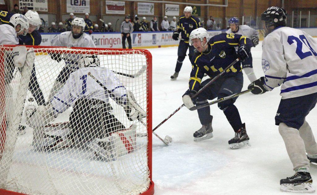 Hockeysäsongen färdigspelad