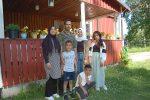 Familjen Al Ahmad har hittat både jobb och bostad