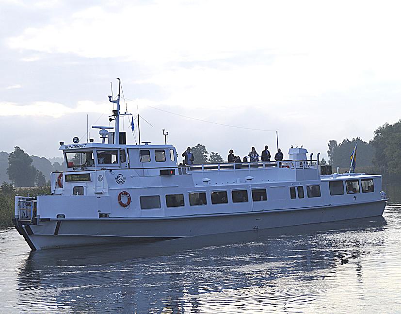 Pendelbåten extra viktig i coronatider