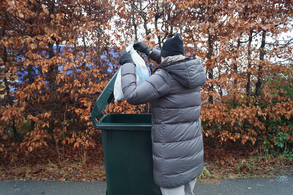 Höjd avfallstaxa