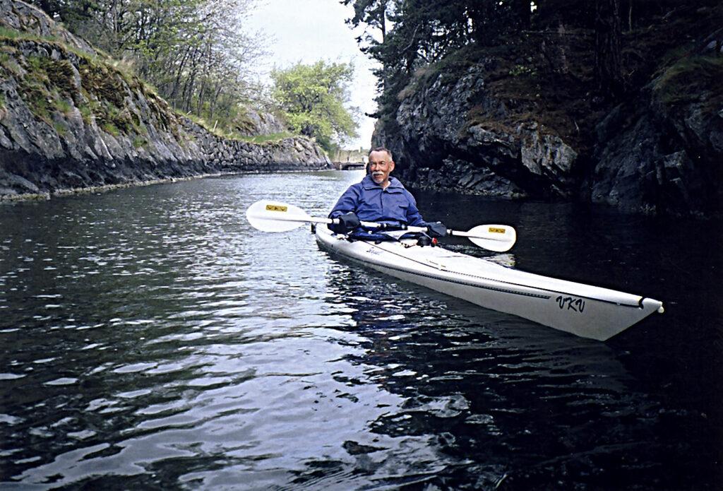 Fem paddlingar utmed Sveriges kust