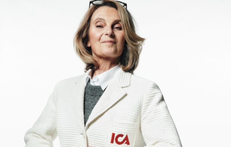 "Suzanne blir ""ICA-Stina"""