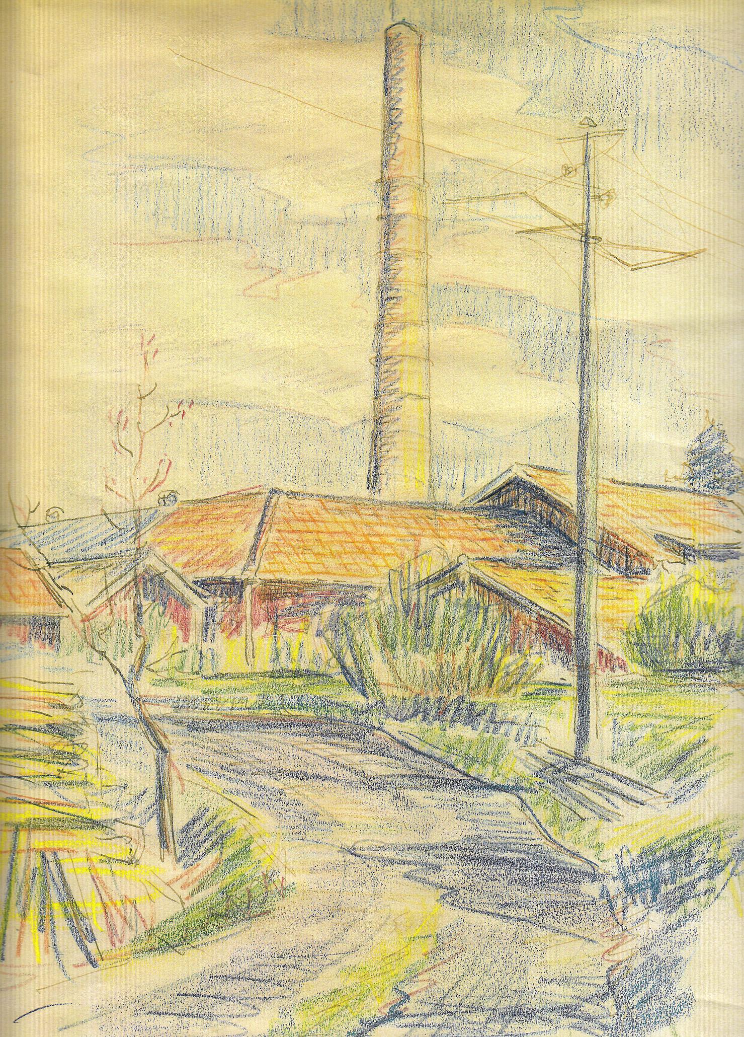 Tegelbruket i Tappsund