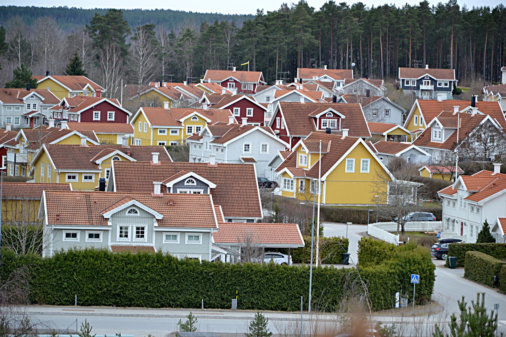 25% ökning av villapriser
