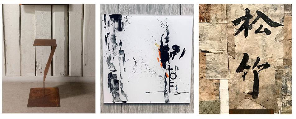 Siffror, tecken och fält i ny utställning
