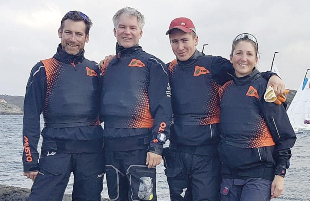 Ekerö båtklubb seglar i Allsvenskan igen